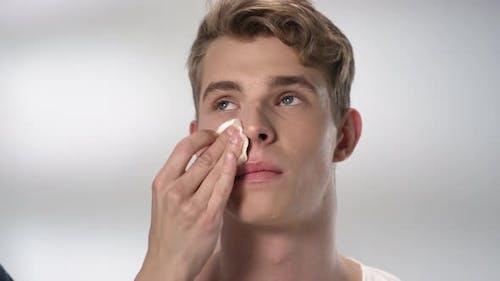 Male Facial Skin Care