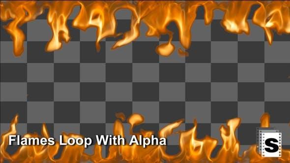 Flames Loop 2