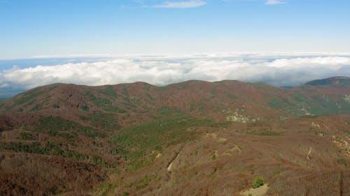 Aspromonte Mountains