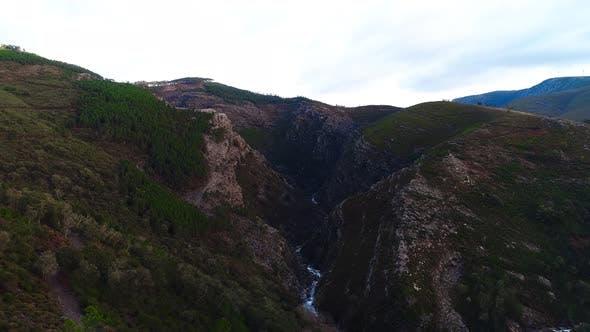 Flight Mountain Range