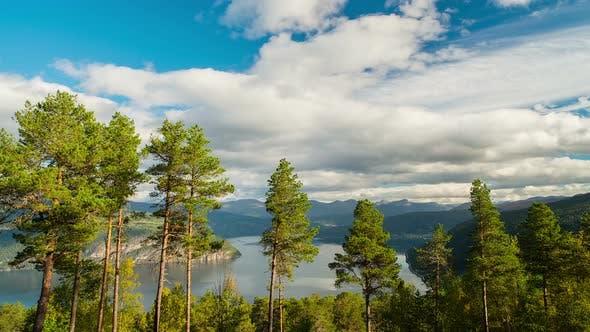 Thumbnail for Norwegian Landscape View