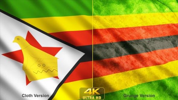 Thumbnail for Zimbabwe Flags