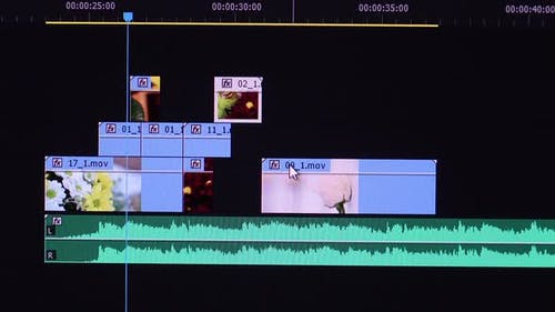Studio de montage Vidéo