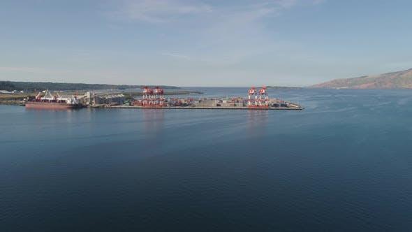 Thumbnail for Sea Cargo Port. Luzon, Subic Bay.