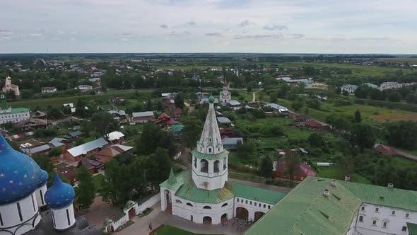 Thumbnail for Kremlin in Suzdal Russia