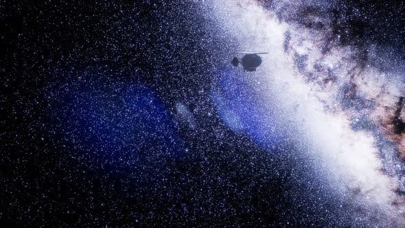 Thumbnail for the Space Probe Deep Impact Mission