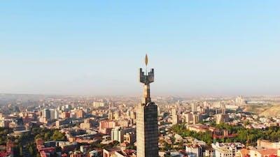 Revived Armenia Monument