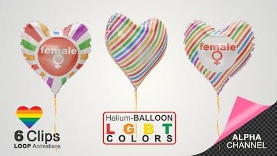 LGBT National Honor Day Celebration - Female