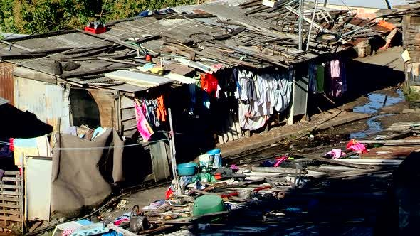 Thumbnail for Villa Miseria (Poor Households) in Buenos Aires, Argentina.