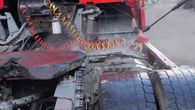 Pressure Truck Wash