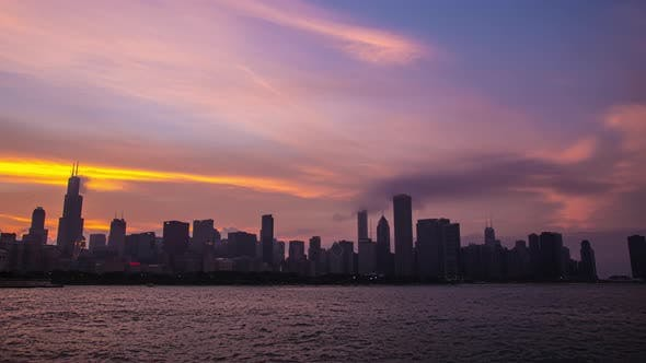 Thumbnail for 4K Chicago Cityscape