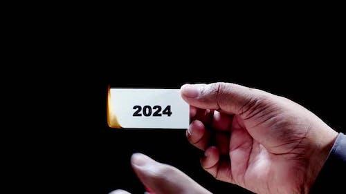 Burning Paper Writing Year 2024