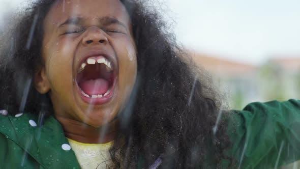 Thumbnail for Girl Screaming in Rain