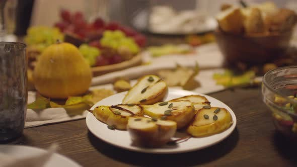 Thumbnail for Tasty Meal For Thanksgiving Celebration