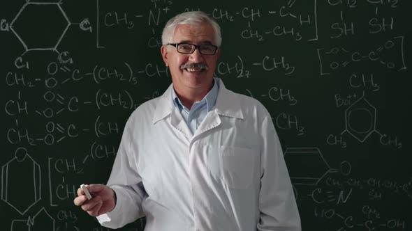 Thumbnail for Professor of Chemistry