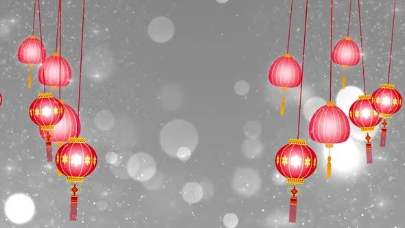 Thumbnail for Chinese Lantern Lights V3