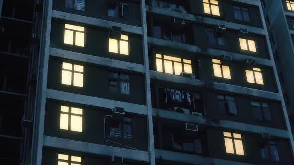 Cover Image for Apartment Building Blackout