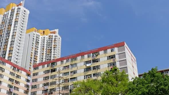 Thumbnail for Apartment building in Hong Kong