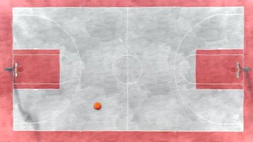 BasketballThema Stop Motion