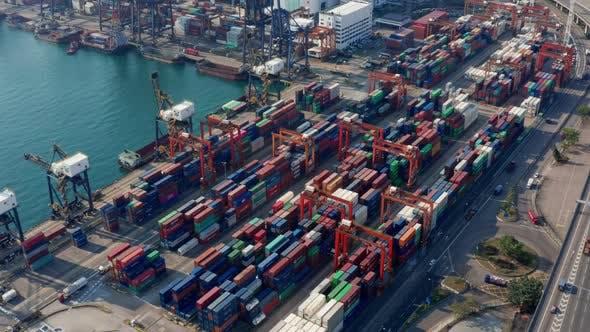 Thumbnail for Hong Kong Kwai Tsing Container Terminals