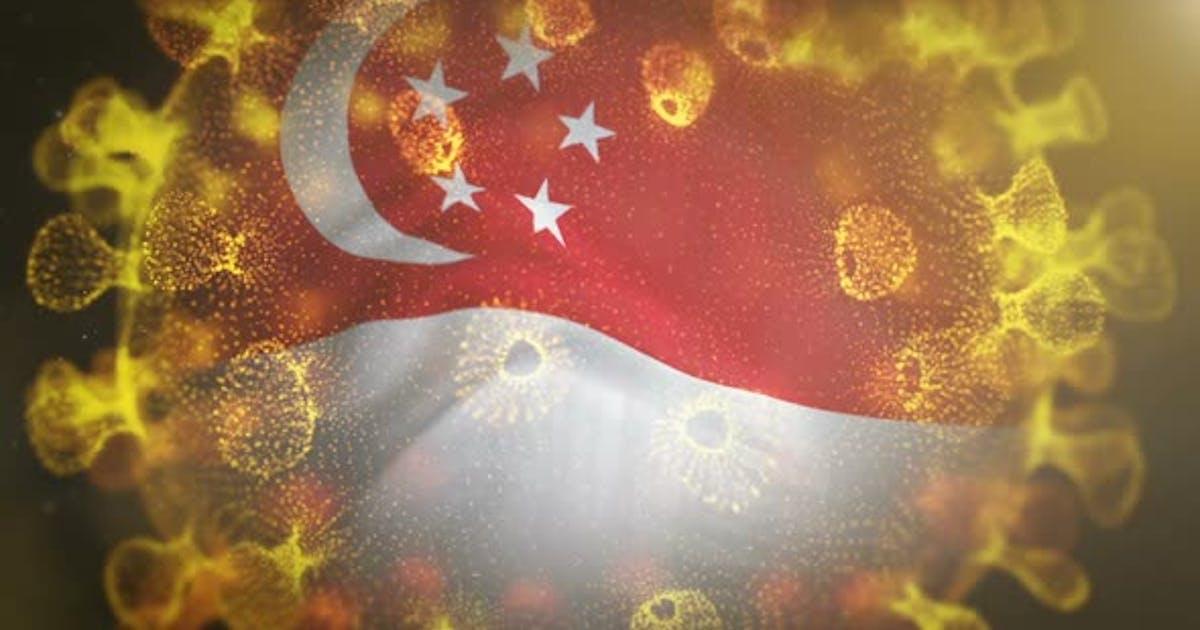 Singapore Coronavirus Microbe