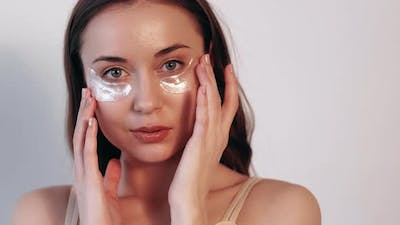 Under Eye Care Beauty Treatment Woman Patches