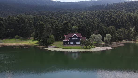 Natural Landscape Scenery Aerial Drone