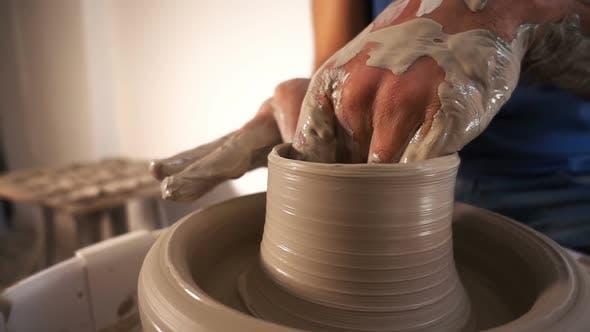 Thumbnail for Pot Clay Decorative Art Skill Workshop