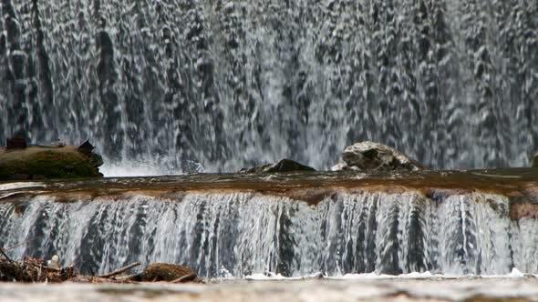 Thumbnail for Natural Waterfall And River 9