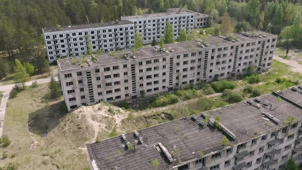 Thumbnail for Abandoned Houses after Nuclear Disaster