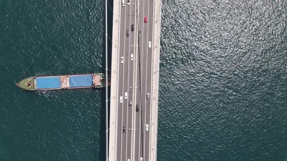 Cargo Ship Bridge