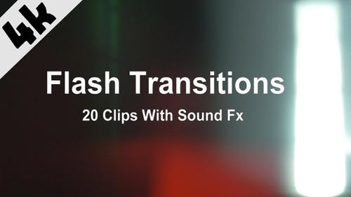 Transitions Flash