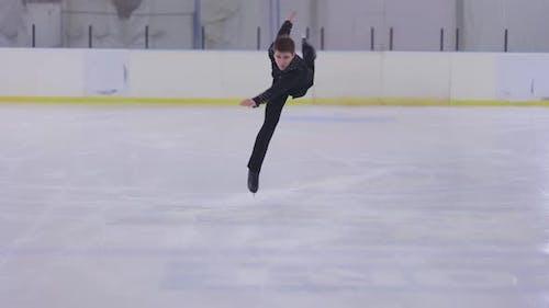 Trick Auf Eis