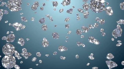 Diamonds Rain 4K