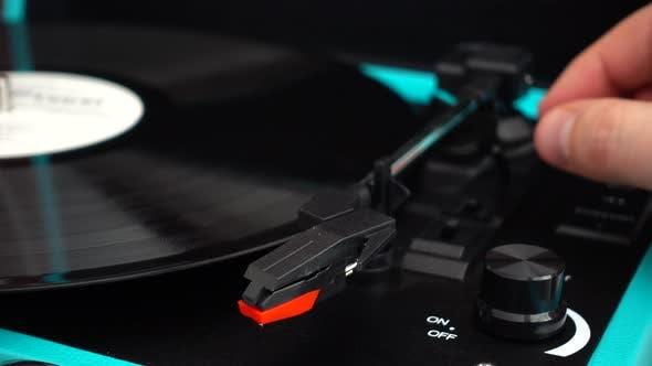 Thumbnail for Vinyl Record Player