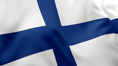 Finland Flag