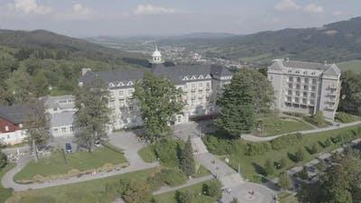 Sanatorium In Spa