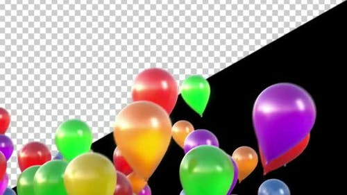 Balloons Flyby