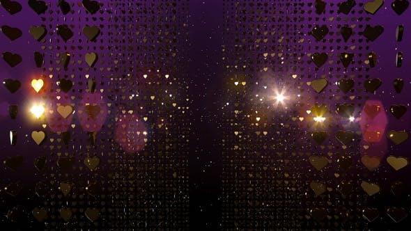 Herz Glitter 11