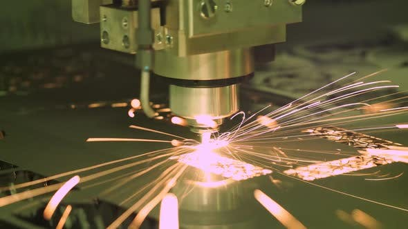 Cover Image for CNC Laser Cutting of Metal