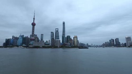 Early Morning In The Shang Hai
