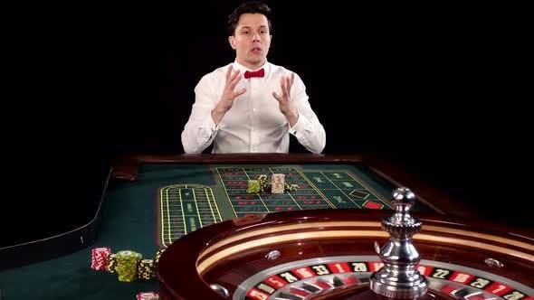 Thumbnail for Poker Player. Black