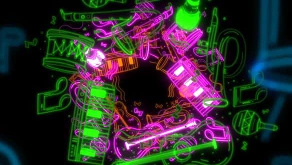 Thumbnail for Musik-Werkzeuge Neon