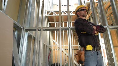 Contractor and the Construction Site