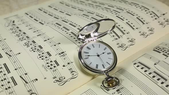 Thumbnail for Musical Notes And Classic Watches