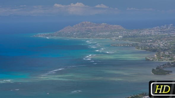 Cover Image for Ocean Coastline From Koko Crater