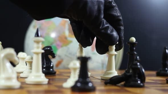 World Politics On The Chessboard