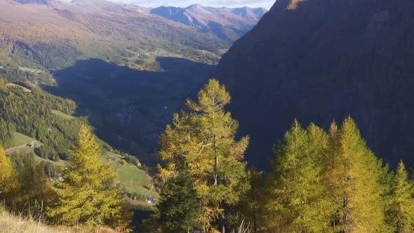 Thumbnail for Beautiful Autumn European Alps 4