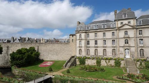 Vannes, Morbihan, Brittany,France.