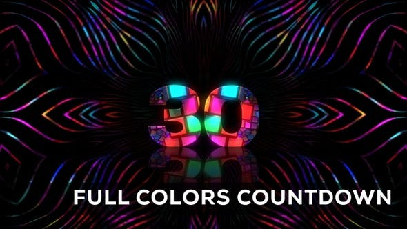 Thumbnail for Full Colors Countdown